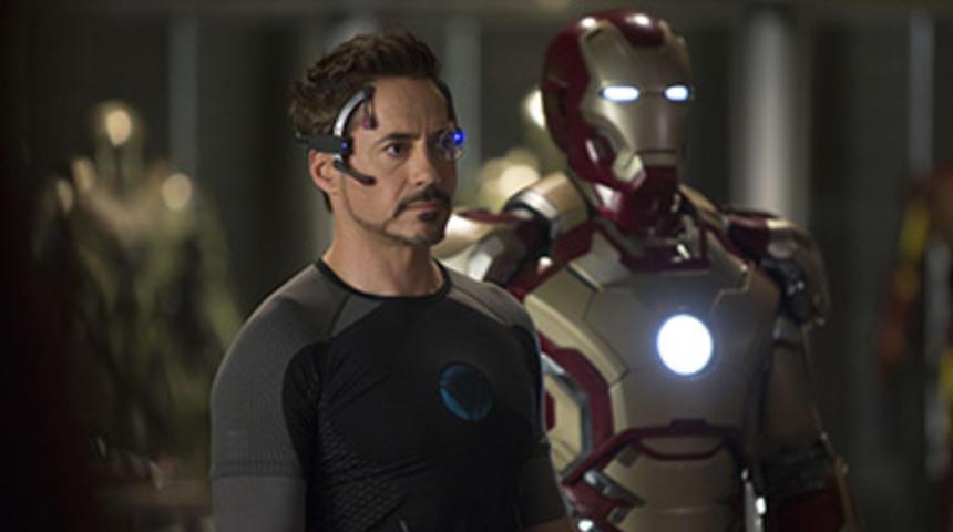 Première bande-annonce de Iron Man 3