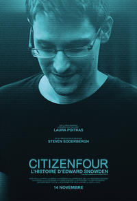 Cit­i­zen­four : L'his­toire d'Edward Snowden