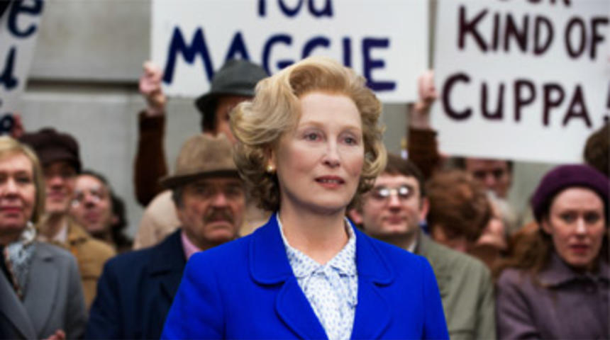 Nouveautés : The Iron Lady