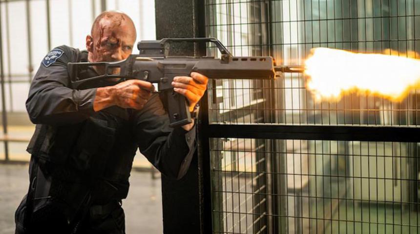 Box-office québécois : Jason Statham séduit avec Wrath of Man