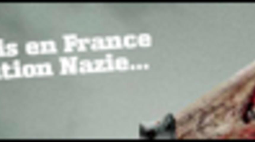 Primeur : Affiche en français du film Le commando des bâtards