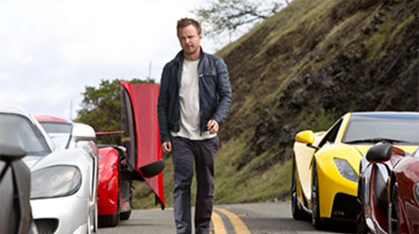 Box-office québécois : Need for Speed arrive premier
