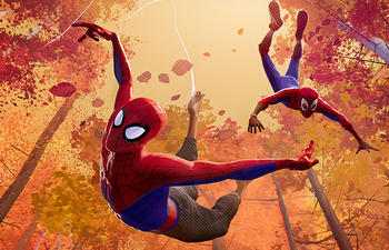 Nouveautés : Spider-Man: Into the Spider-Verse et The Mule