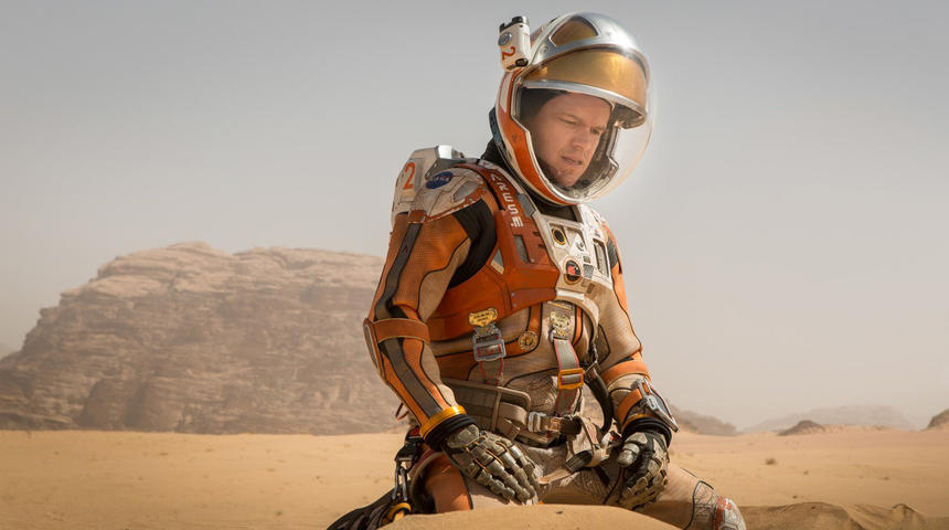 Sorties DVD: The Martian