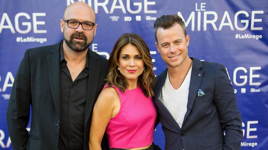 Première du film québécois Le mirage