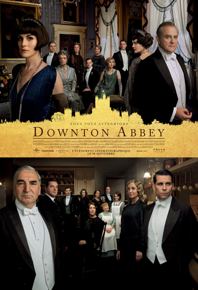 DOWNTON ABBEY (2019) - Film - Cinoche.com