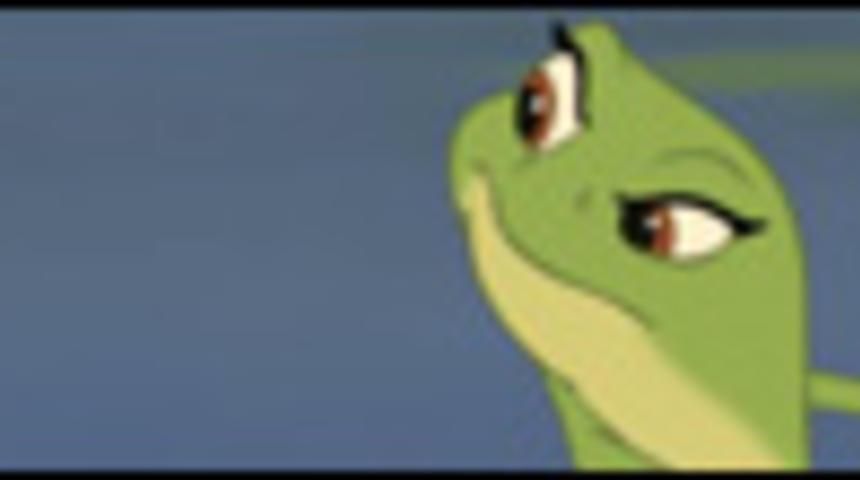 Primeur : Nouvelle bande-annonce en français de La princesse et la grenouille