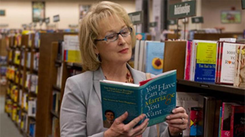 Meryl Streep dans The Giver