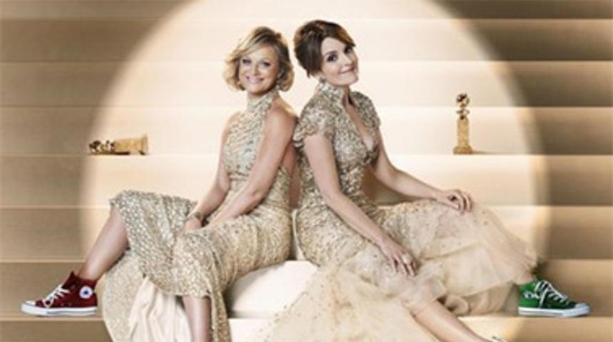 Golden Globes 2014 : Tina Fey et Amy Poehler animeront à nouveau la soirée