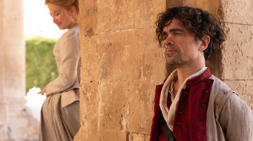 Bande-annonce : Peter Dinklage incarne Cyrano