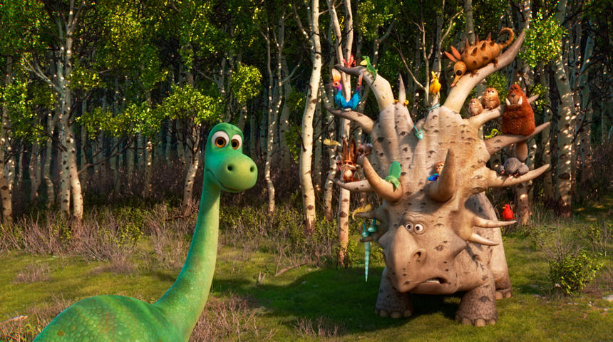 Box-office nord-américain : The Good Dinosaur ne dépasse pas Mockingjay - Part 2