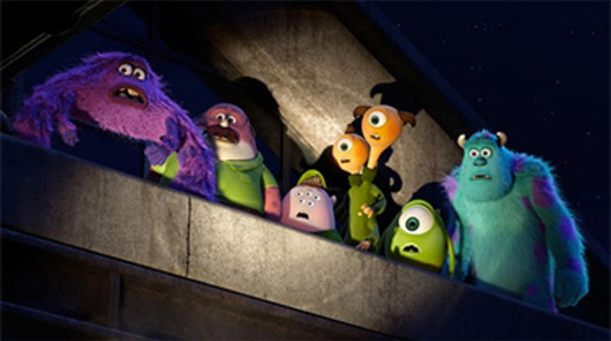 Box-office nord-américain : Monsters University récolte 82,4 millions $