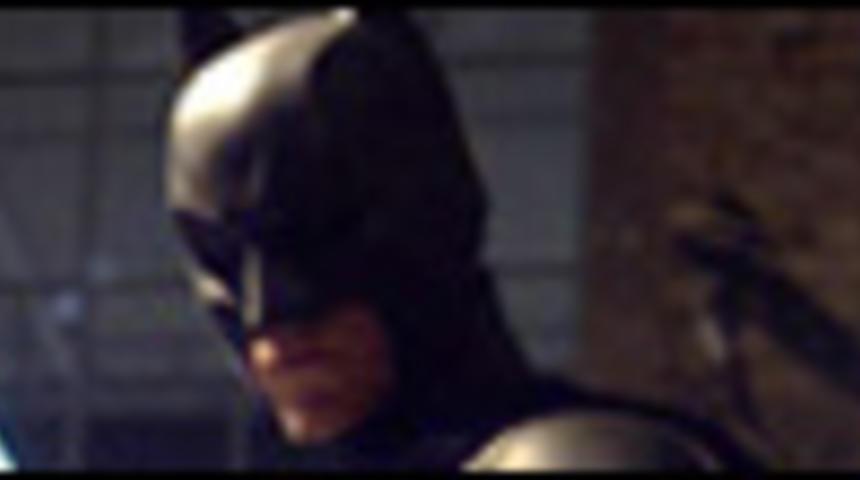 Les six premières minutes de The Dark Knight dès le 14 décembre