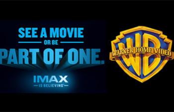 Warner Bros. et IMAX concluent une nouvelle entente