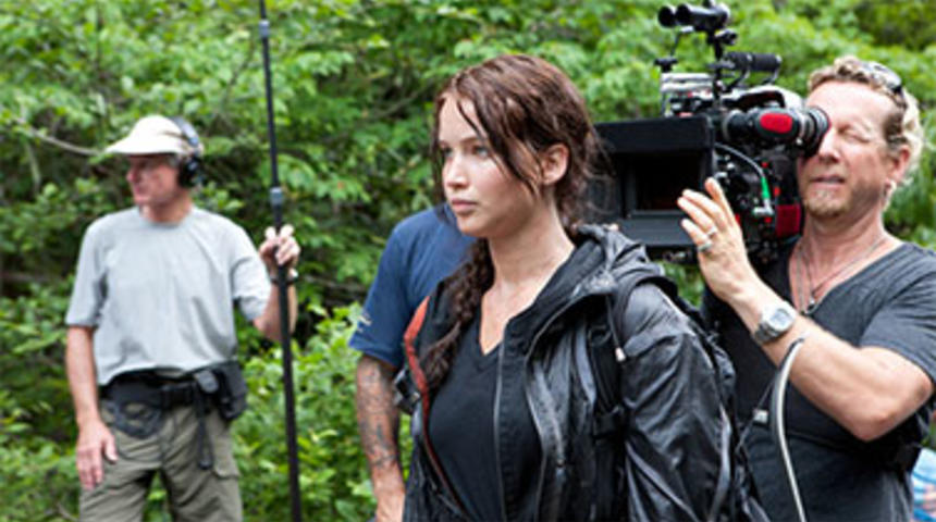 The Hunger Games: Catching Fire partiellement tourné en IMAX