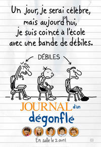 Journal d'un dé­gon­flé