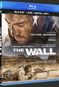 Blu-ray du film The Wall