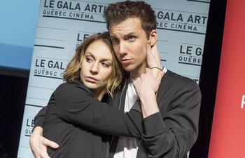 Galerie de photos : Dévoilement des nominations du Gala Québec Cinéma 2017