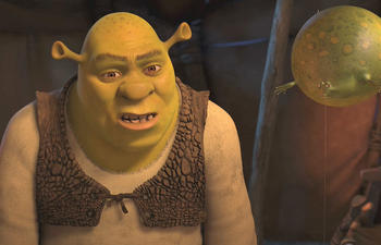 Pré-bande-annonce du film d'animation Shrek Forever After