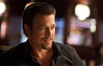 Brad Pitt pourrait jouer dans Fury